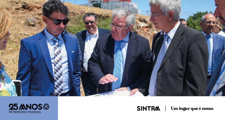 Autarquia investe 250 mil euros para requalificação da Lagoa do Parque Urbano de Casal de Cambra