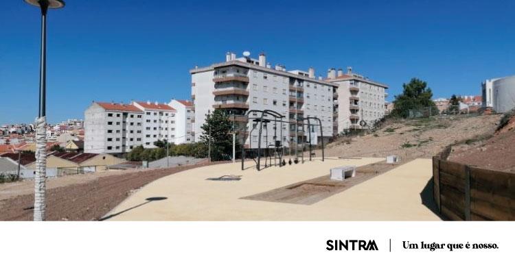 Parque Urbano avança a bom ritmo   Casal de Cambra