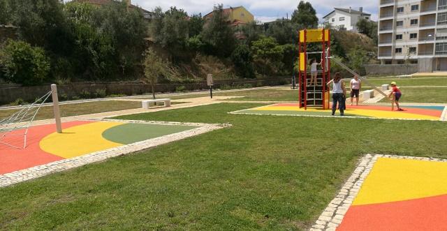 Parque de Lazer da Quinta da Fidalga