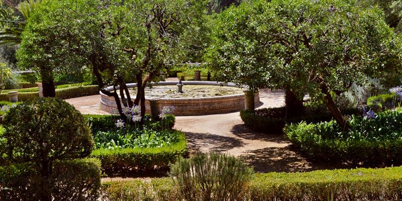 Jardim da Quinta Nova da Assunção