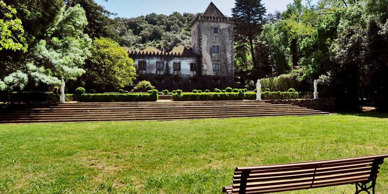 Jardim da Quinta da Ribafria