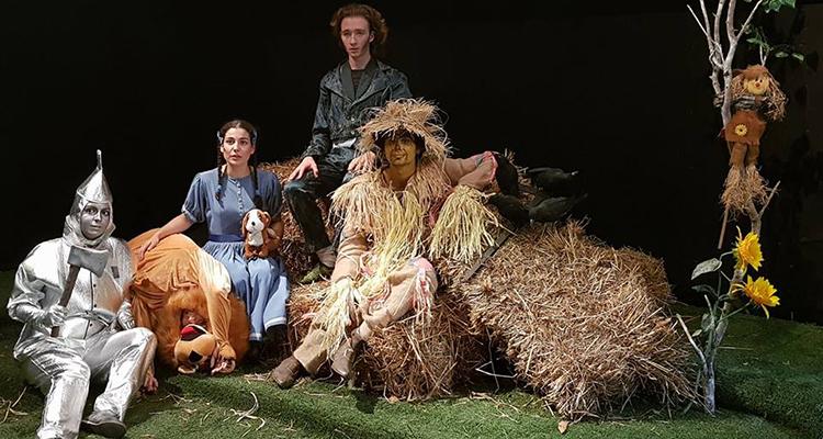 """Quinta da Regaleira é palco da peça """"O Feiticeiro de Oz"""""""